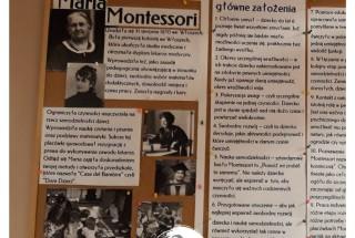 Dni Patrona - dzień z Marią Montessori
