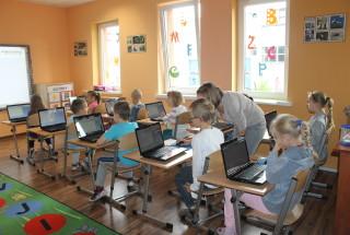 Pierwsze zajęcia komputerowe