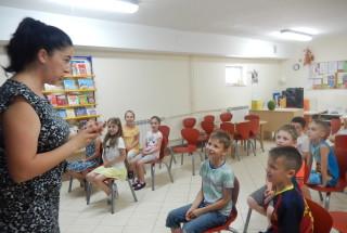 Teatrzyk Rodzice Dzieciom kl 1A