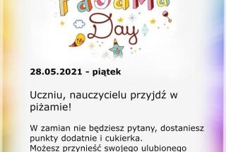 Piżama day