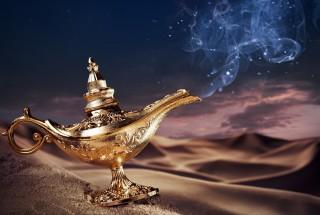 Teatrzyk Cudowna Lampa Alladyna