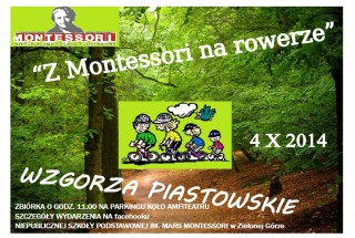 Z Montessori na rowerze