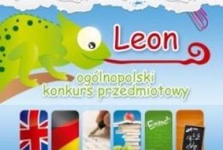 """Mamy laureatów w ogólnopolskim konkursie przedmiotowym """"Leon"""""""