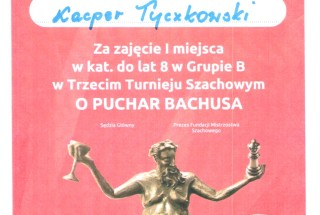 Turniej Szachowy o Puchar Bachusa